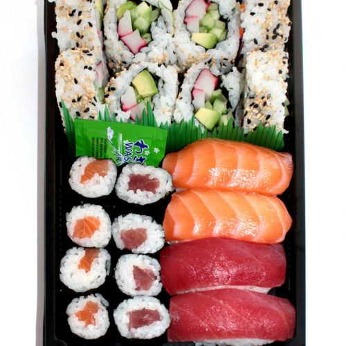 mix-10 Ten Sushi Catering