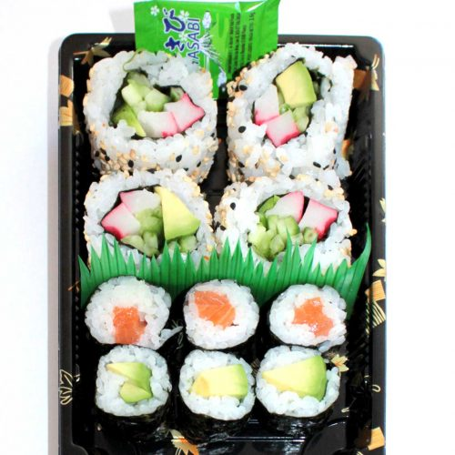 mix-13 Ten Sushi Catering