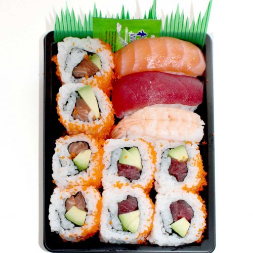 mix-15 Ten Sushi Catering