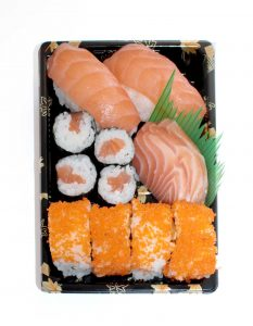 mix-16 Ten Sushi Catering