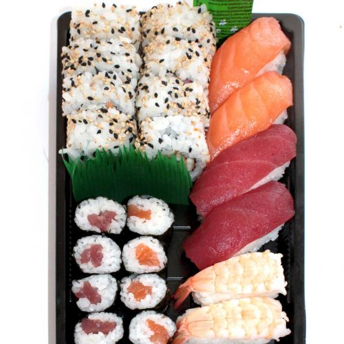 mix-17 Ten Sushi Catering