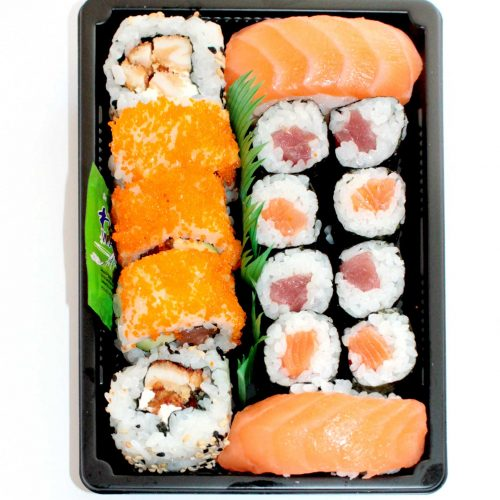mix-18 Ten Sushi Catering