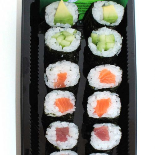 mix-3 Ten Sushi Catering
