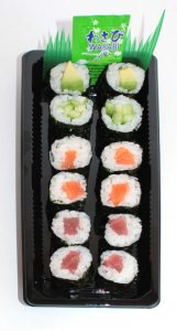 mix-4 Ten Sushi Catering