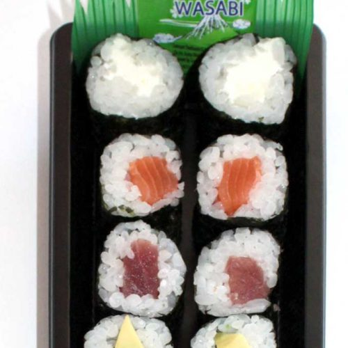 mix-5 Ten Sushi Catering