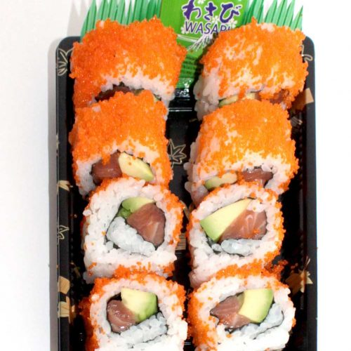 mix-8 Ten Sushi Catering